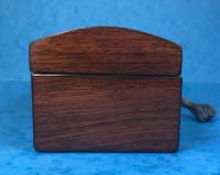 William IV Mother of Pearl Inlaid Rosewood Glove Box (6 of 10)