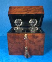 Victorian Burr Walnut Perfumery (7 of 18)