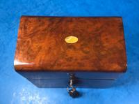 Victorian Burr Walnut Perfumery (11 of 18)