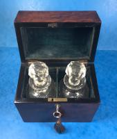 Victorian Burr Walnut Perfumery (12 of 18)