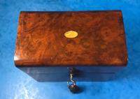 Victorian Burr Walnut Perfumery (2 of 18)