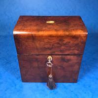 Victorian Burr Walnut Perfumery (17 of 18)