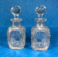 Victorian Burr Walnut Perfumery (14 of 18)