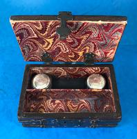 Unusual 17th Century Style Painted & Bound with Iron (13 of 16)