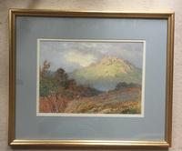 Harry Sutton Palmer 'Fisherman in a Mountainous Landscape' (2 of 3)