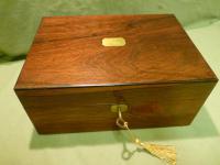 Inlaid Jewellery – Work Box c.1880 (2 of 12)