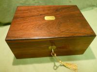 Inlaid Jewellery – Work Box c.1880 (11 of 12)