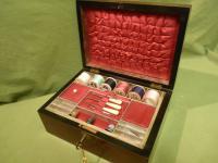Inlaid Jewellery – Work Box c.1880 (12 of 12)