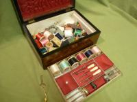 Inlaid Jewellery – Work Box c.1880 (4 of 12)