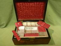 Inlaid Jewellery – Work Box c.1880 (10 of 12)