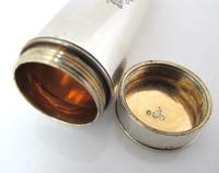 Rare Georgian Silver Travelling Condiment Set Phipps & Robinson London 1794 (5 of 9)