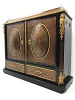 Antique Cabinet / Jewellery Box c.1850