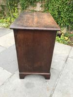 George III Oak Chest of Drawers (6 of 11)