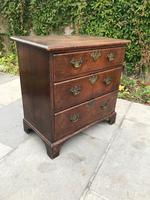 George III Oak Chest of Drawers (2 of 11)