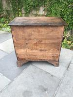 George III Oak Chest of Drawers (7 of 11)
