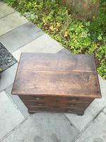 George III Oak Chest of Drawers (5 of 11)