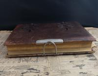 Victorian Leather Bound Photograph Album, Herborita