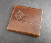 Antique Wooden Calling Card Case (11 of 11)