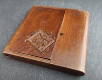 Antique Wooden Calling Card Case (10 of 11)