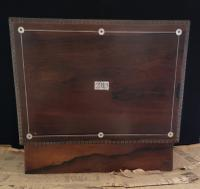 Antique Rosewood & Mother of Pearl Work Box (12 of 12)