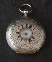 Antique Half Hunter Pocket Watch, Ladies, Victorian (11 of 11)