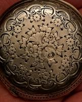 Antique Half Hunter Pocket Watch, Ladies, Victorian (9 of 11)