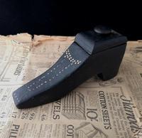 Antique Shoe Snuff Box, 19th Century Folk Art (9 of 12)