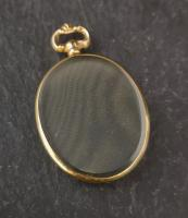 Antique 9ct Gold Locket, Double Sided (2 of 13)