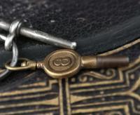 Antique Silver Albert Chain, Watch Chain (5 of 11)