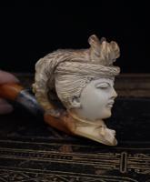 Antique Meerschaum & Amber Pipe, McLardy (11 of 13)