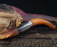 Antique Meerschaum & Amber Pipe, McLardy (4 of 13)