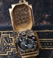 Vintage Art Deco 18ct Gold Ladies Wristwatch (10 of 12)
