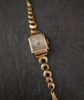 Vintage Art Deco 18ct Gold Ladies Wristwatch (3 of 12)