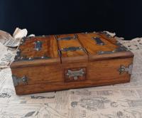 Antique Cigar / Cigarette Box, 19th Century (9 of 12)