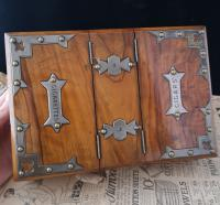 Antique Cigar / Cigarette Box, 19th Century (5 of 12)