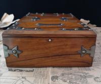 Antique Cigar / Cigarette Box, 19th Century (8 of 12)