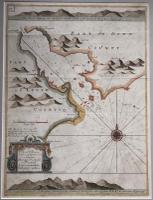 Chart of Carlingford Lough by Capt Greenvile Collins