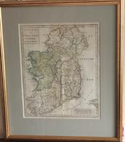 New Map of Ireland