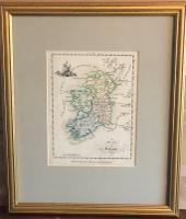 Antiquarian Map of Ireland c.1776