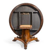 Regency Figured Rosewood Tilt-Top Centre Table (11 of 12)