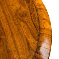 Regency Figured Rosewood Tilt-Top Centre Table (12 of 12)