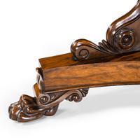 Regency Figured Rosewood Tilt-Top Centre Table (4 of 12)