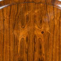 Regency Figured Rosewood Tilt-Top Centre Table (8 of 12)