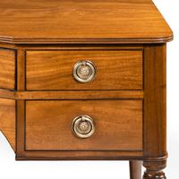 Regency Mahogany Dressing Table attributed to Gillows (7 of 7)