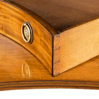 Regency Mahogany Dressing Table attributed to Gillows (2 of 7)
