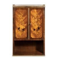 French Rosewood Wall Cabinet by G Durand (2 of 9)