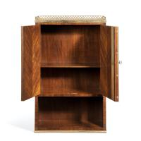 French Rosewood Wall Cabinet by G Durand (3 of 9)