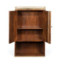 French Rosewood Wall Cabinet by G Durand (4 of 9)
