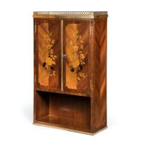 French Rosewood Wall Cabinet by G Durand (5 of 9)