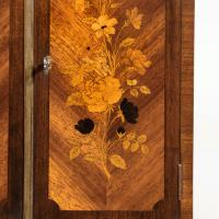 French Rosewood Wall Cabinet by G Durand (6 of 9)